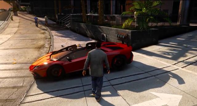 Nhờ có mod, GTA V vẫn chưa hề bị đe doạ bởi sự bào mòn của thời gian.