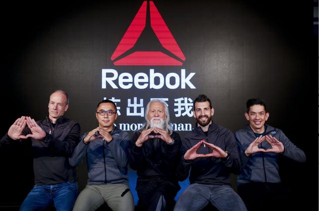 Ông Vương Đức Thuận trở thành đại sứ thương hiệu cho hãng thời trang thể thao Reebok