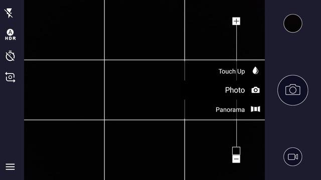Nút chuyển chế độ với thiết kế giống y hệt nút chụp khiến cho không ít người bị hiểu nhầm