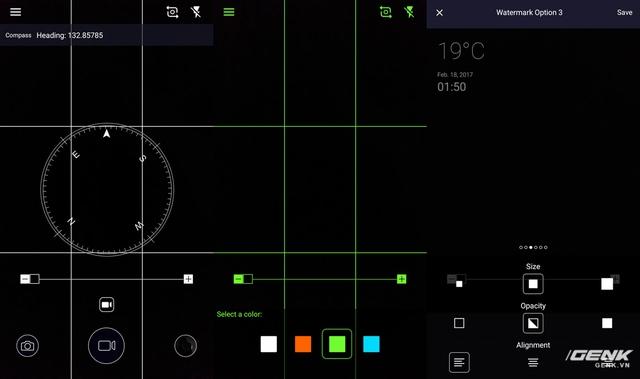 Ba tính năng thừa thãi trong ứng dụng camera của Nokia 6