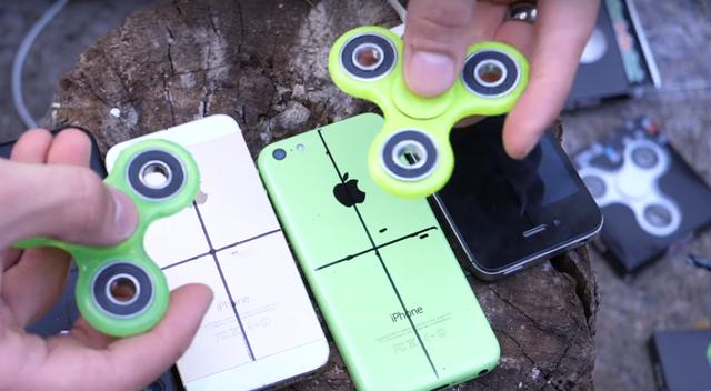 Những chiếc iPhone được đo đạc cẩn thận