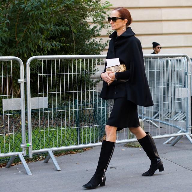 Nhà phê bình thời trang nổi tiếng Vanessa Friedman.