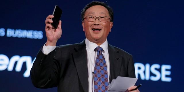 John Che, CEO của Blackberry