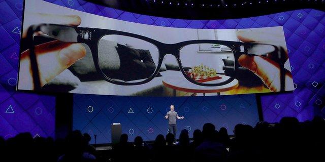 Mark Zuckerberg cho rằng công nghệ thực tế tăng cường sẽ mất ít nhất một thế kỉ để trở nên phổ biến
