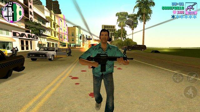 Vice City - Huyền thoại một thời ở các quán game chưa có internet.