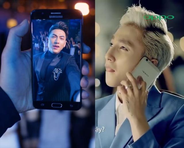 Bằng nội dung đơn giản, vui nhộn, trực quan và sự xuất hiện của những người nổi tiếng, Samsung và Oppo dễ dàng gửi gắm thông điệp về sản phẩm của mình