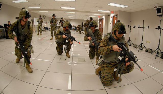 Đưa binh lính vào các kịch bản thực tế ảo, các nhà khoa học hi vọng có thể đào tạo trực giác cho họ
