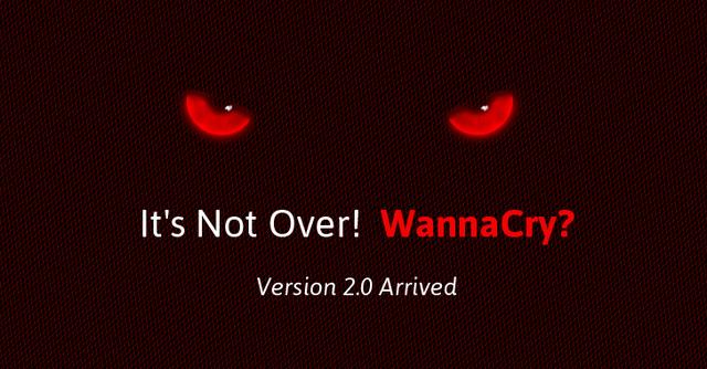 WannaCry chưa dừng lại