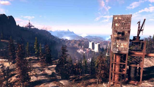 Thăm quan một vòng trên trái đất hậu tận thế trong Fallout 76 - Ảnh 1.