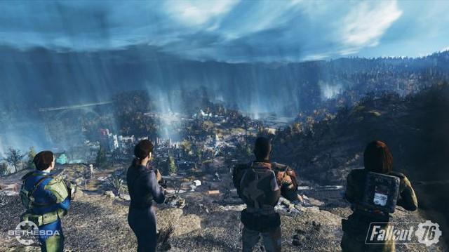 Thăm quan một vòng trên trái đất hậu tận thế trong Fallout 76 - Ảnh 3.