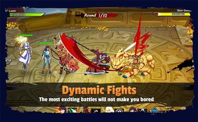 Rakshasa – Street of Demons: Game online tuyệt phẩm dựa trên truyện tranh ăn khách - Ảnh 4.