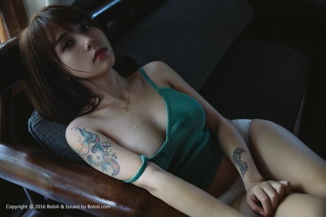 Chảy máu mũi với vòng 1 hoàn hảo của Xia Mei Jang - mỹ nữ vạn người mê - Ảnh 6.