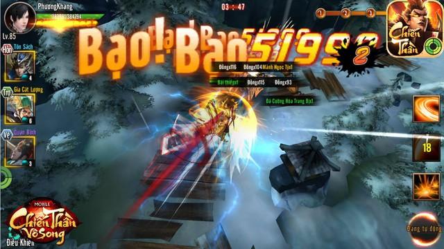 Với gameplay Non-Target Chiến Thần Vô Song tái định nghĩa lại thế nào mới là ARPG Chuẩn và Chất - Ảnh 1.