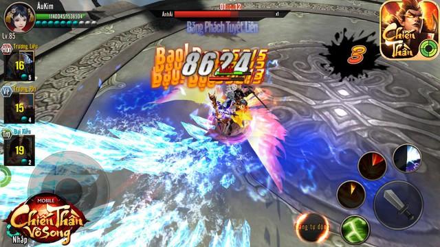 Với gameplay Non-Target Chiến Thần Vô Song tái định nghĩa lại thế nào mới là ARPG Chuẩn và Chất - Ảnh 5.