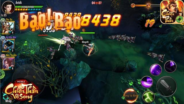 Với gameplay Non-Target Chiến Thần Vô Song tái định nghĩa lại thế nào mới là ARPG Chuẩn và Chất - Ảnh 7.