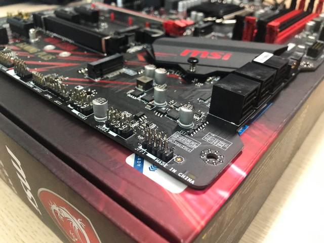 Đập hộp bộ đôi Z390 Gaming Plus và Gaming Pro Carbon của MSI: Vẫn khủng nhưng giá cực mềm, rất đáng mua - Ảnh 7.