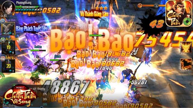 Hé lộ clip đánh thủ công né skill ảo diệu trên giả lập Android của Chiến Thần Vô Song - Ảnh 5.