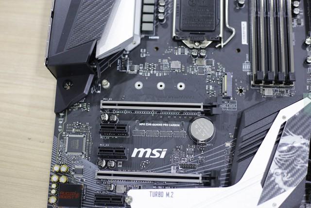 Đập hộp bộ đôi Z390 Gaming Plus và Gaming Pro Carbon của MSI: Vẫn khủng nhưng giá cực mềm, rất đáng mua - Ảnh 14.