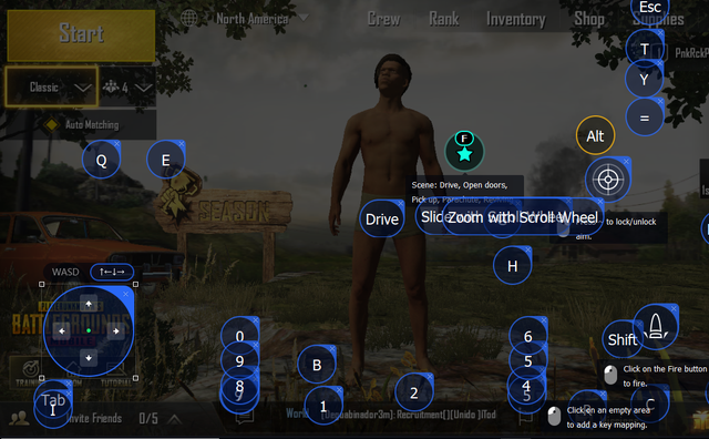Hé lộ clip đánh thủ công né skill ảo diệu trên giả lập Android của Chiến Thần Vô Song - Ảnh 1.