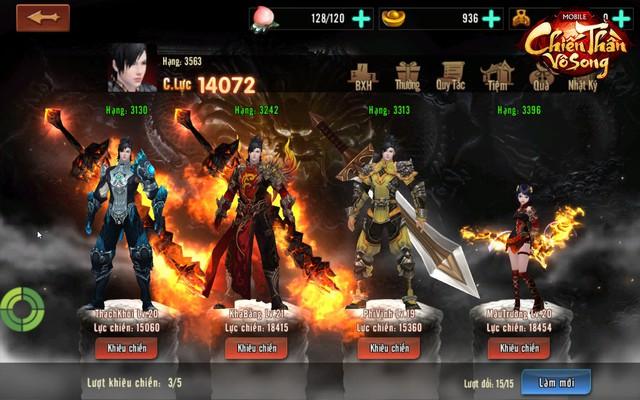 Chơi thử 3 chế độ triệu hoán thần tướng độc nhất vô nhị trong Chiến Thần Vô Song - Ảnh 8.