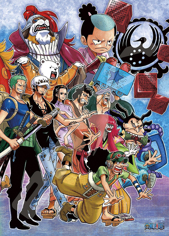 Giả thuyết One Piece: Oden Kozuki vẫn còn sống? 9 samurai của Wano mới là người sẽ lật đổ Kurozumi Orochi - Ảnh 7.