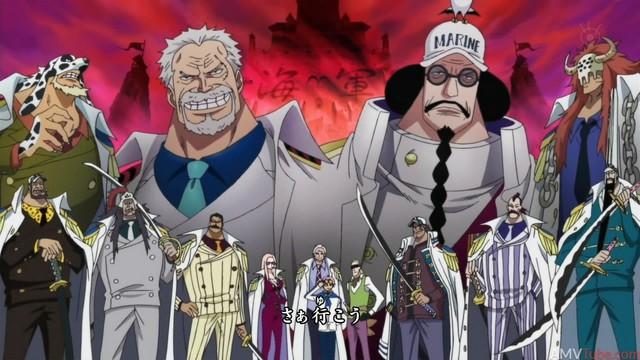 One Piece: Vì sao chỉ có hải tặc mới có Haki Bá Vương còn các thủy quân lục chiến thì không? - Ảnh 3.