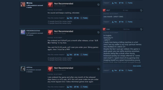[Chuyện thật như đùa] Game thủ ném đá nhà phát hành vì giảm giá bán game...!!! - Ảnh 3.