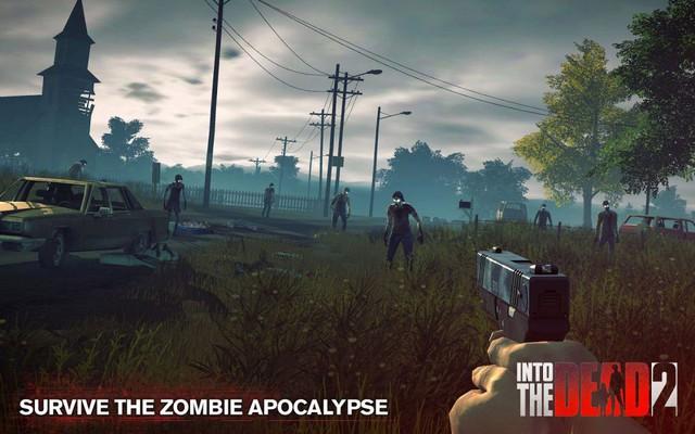 Game zombie hay nhất hành tinh Into the Dead 2 ngày càng hấp dẫn hơn với Night of the Living Dead - Ảnh 1.