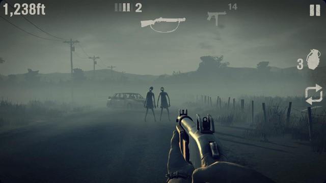 Game zombie hay nhất hành tinh Into the Dead 2 ngày càng hấp dẫn hơn với Night of the Living Dead - Ảnh 2.