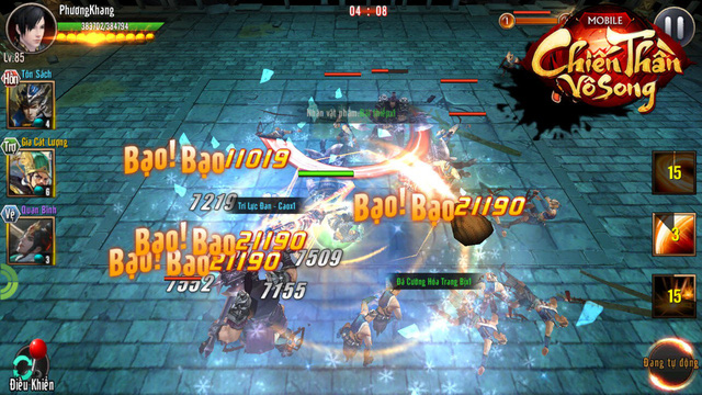 Siêu phẩm ARPG Chiến Thần Vô Song chính thức mở landing, Open Beta 01/11 tặng Đại Kiều - Ảnh 1.