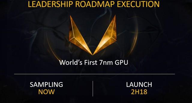 Hé lộ sức mạnh của GPU Vega 20 từ AMD: Mạnh thì có mạnh nhưng còn lâu mới đuổi kịp RTX 2080 - Ảnh 1.