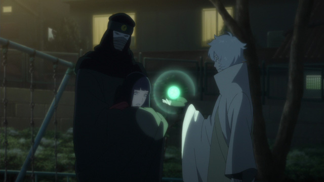 Boruto: Liệu có còn nhân vật nào sở hữu con mắt Jougan như con trai Naruto nữa không? - Ảnh 2.