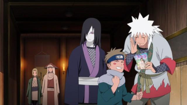 7 bí mật 99.69% độc giả chưa từng biết về Jiraiya - người thầy huyền thoại trong series Naruto - Ảnh 3.