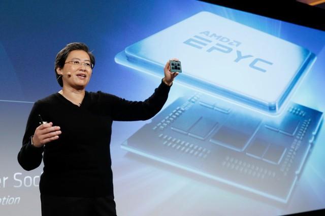 AMD hé lộ CPU kiến trúc Zen 2, hiệu năng tăng gấp 2, Intel tiếp tục lo ngay ngáy - Ảnh 1.
