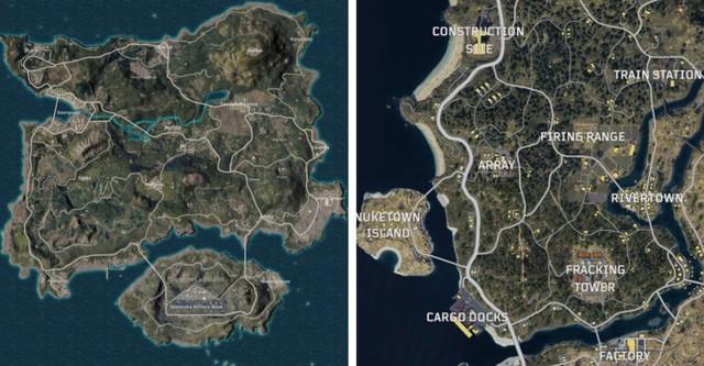 Chấm điểm PUBG và Call of Duty: Black Ops 4 trên từng phương diện. Đâu mới là ông vua đích thực của Battle Royale - Ảnh 2.