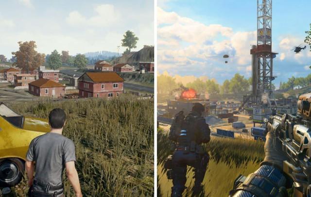 Chấm điểm PUBG và Call of Duty: Black Ops 4 trên từng phương diện. Đâu mới là ông vua đích thực của Battle Royale - Ảnh 1.