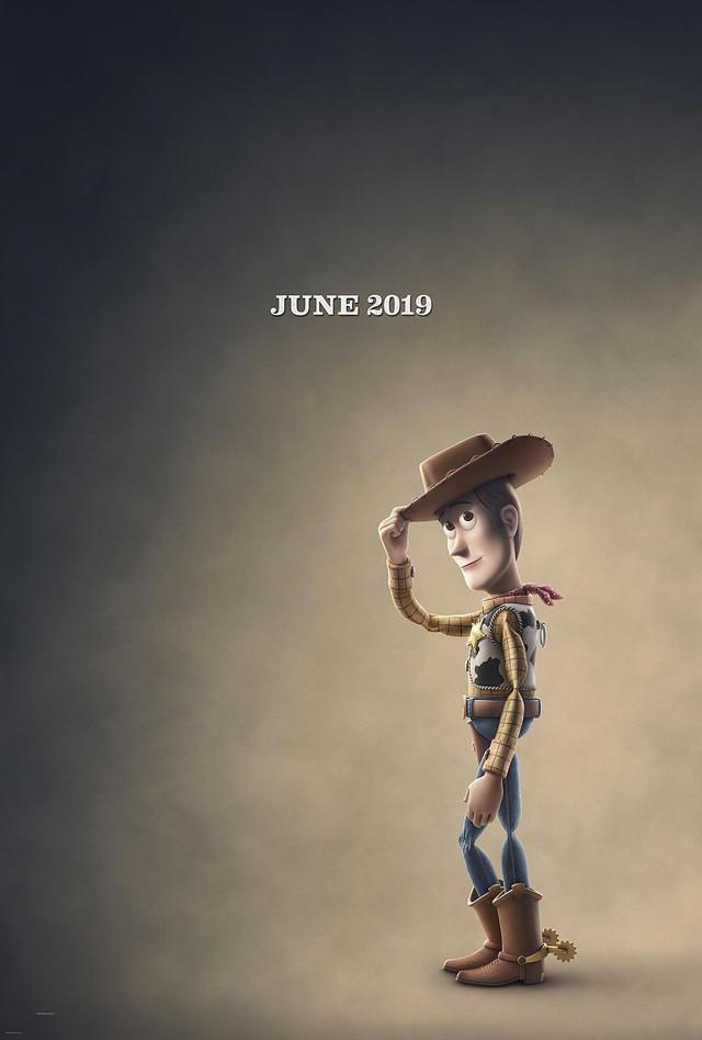 Lẽ nào chúng ta sắp nói lời chia tay chàng cao bồi Woody ở Toy Story 4? - Ảnh 2.