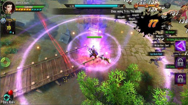 Mẹo lên Level thần tốc trong Chiến Thần Vô Song dành cho game thủ đua Top - Ảnh 2.