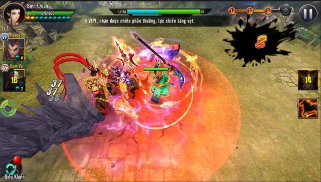 Mẹo lên Level thần tốc trong Chiến Thần Vô Song dành cho game thủ đua Top - Ảnh 3.