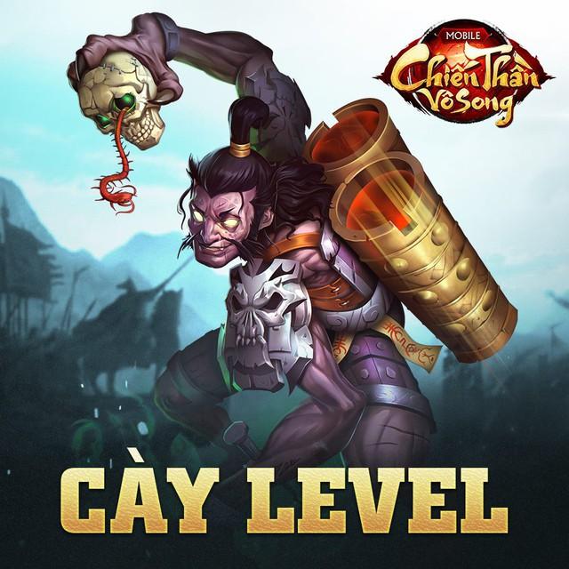 Mẹo lên Level thần tốc trong Chiến Thần Vô Song dành cho game thủ đua Top - Ảnh 5.
