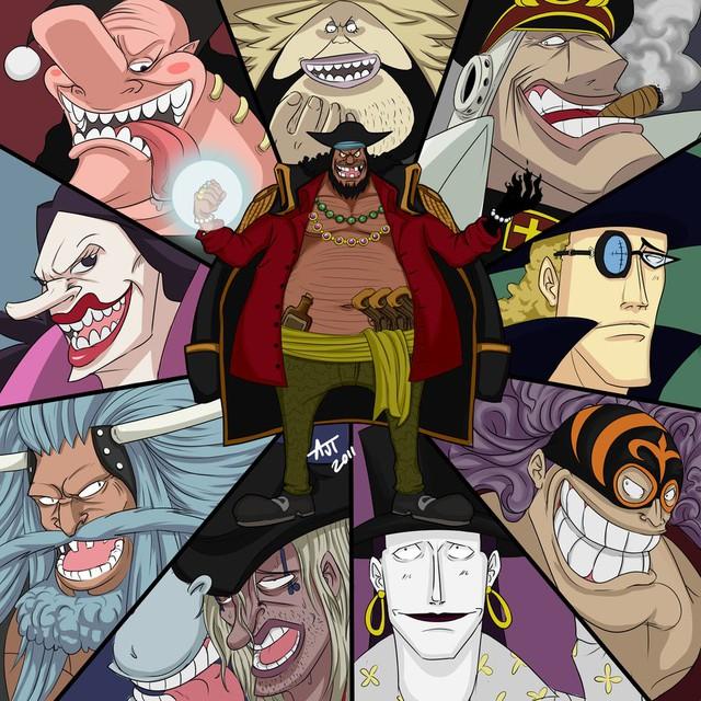 Tướng mạnh đâu thể có binh yếu: Đây là 5 bộ ba mạnh mẽ nhất dưới trướng các Tứ Hoàng trong One Piece - Ảnh 2.