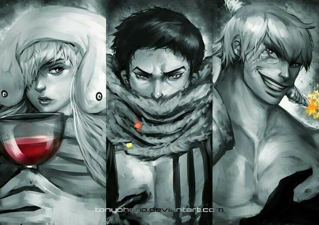 Tướng mạnh đâu thể có binh yếu: Đây là 5 bộ ba mạnh mẽ nhất dưới trướng các Tứ Hoàng trong One Piece - Ảnh 6.