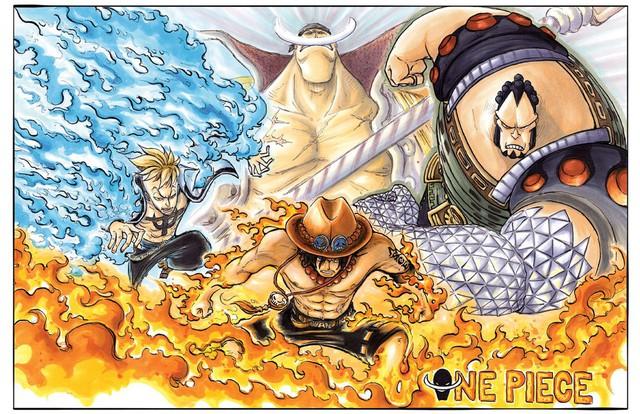 Tướng mạnh đâu thể có binh yếu: Đây là 5 bộ ba mạnh mẽ nhất dưới trướng các Tứ Hoàng trong One Piece - Ảnh 7.