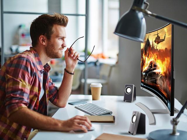ViewSonic giới thiệu loạt màn hình cong tuyệt hảo cho game thủ Việt Nam - Ảnh 2.