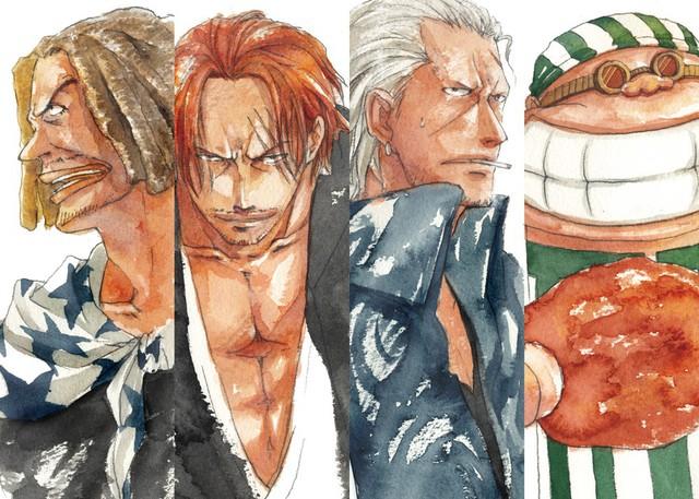 Tướng mạnh đâu thể có binh yếu: Đây là 5 bộ ba mạnh mẽ nhất dưới trướng các Tứ Hoàng trong One Piece - Ảnh 1.