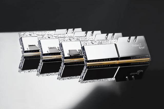 G.Skill ra mắt dòng RAM Trident Z Royal Series: Chỉ là RAM máy tính thôi đâu cần đẹp lung linh, huyền ảo, đến như vậy - Ảnh 2.