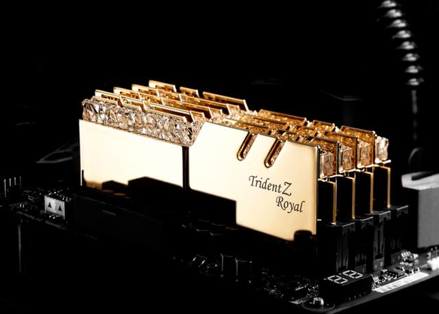 G.Skill ra mắt dòng RAM Trident Z Royal Series: Chỉ là RAM máy tính thôi đâu cần đẹp lung linh, huyền ảo, đến như vậy - Ảnh 1.