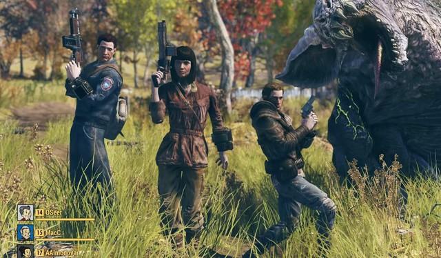 Đánh giá Fallout 76: Một thế giới đơn độc và buồn tẻ - Ảnh 3.