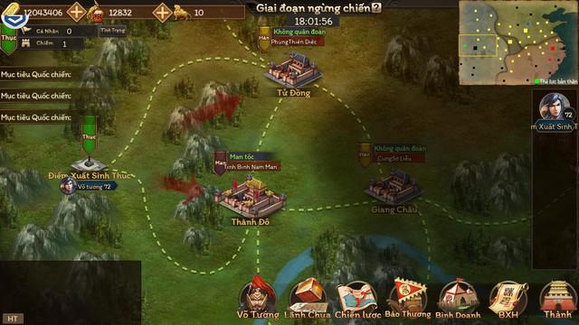 Game chiến thuật thú vị Cửu Châu Tam Quốc Chí được mua về Việt Nam, sẽ mở cửa ngay cuối tháng 11 này - Ảnh 3.