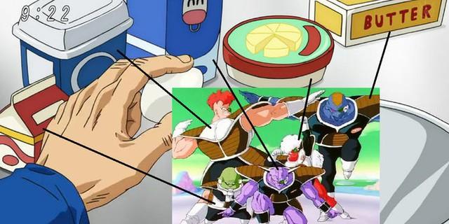 14 sự thật thú vị về đội Ginyu trong Dragon Ball (P.1) - Ảnh 6.